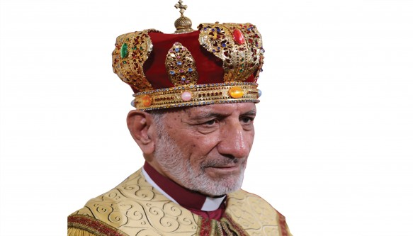 WELCOME OUR BELOVED PATRIARCH TO INDIA
